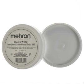 Mehron Clown White  Mehron Clown Witte Make-up is het origineel. Mehron Clown Witte Make-up is onovertroffen in witheid, consistentie, kwaliteit en dekking.