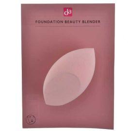 Da foundation beauty Blender is geschikt voor het uiterst nauwkeurig aanbrengen en blenden van foundation.