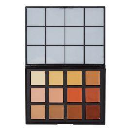 Global Colors Coverup FX – 12 Colour Face & BodyArt Palette