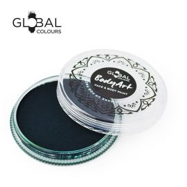 Global Face & Body Paint Green Deep 32gr  With a far superior paint composition and consistency than anything achieved before, even the most demanding professionals can now turn their biggest ideas into their greatest works.