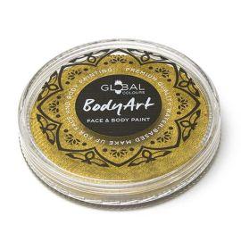 Global Face & Body Paint Metallic Gold 32gr