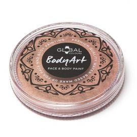 Global Face & Body Paint Metallic Rose Gold 32gr