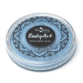 Global Face & Body Paint Pearl Light Blue 32gr
