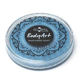 Global Face & Body Paint Pearl Meditteranean Blue 32gr