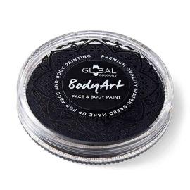 Global Face & Body Paint Black 32gr