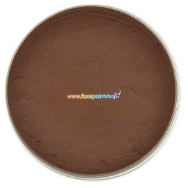 Kryolan aquacolor  7w is a glycerin-based compact make-up.