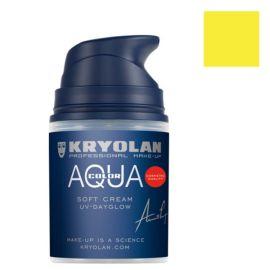 Kryolan Soft Cream UV Dayglow