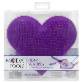 Heart Scrubby Cleaning Pad