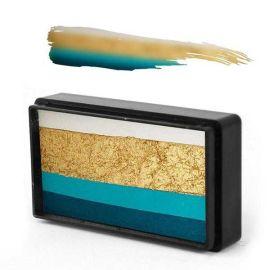 Susy Amaro's Golden Royal Sea Arty Cake