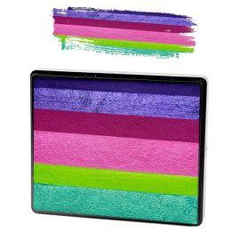 Vanessa Medonza's Mariah Rainbow Cake