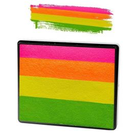 Vanessa Medonza's Neon Dream Rainbow Cake