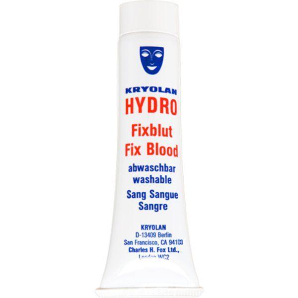 Kryolan Hydro Fix blood Light