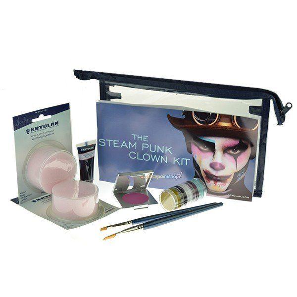 Kryolan The Steam Punk Clown Kit