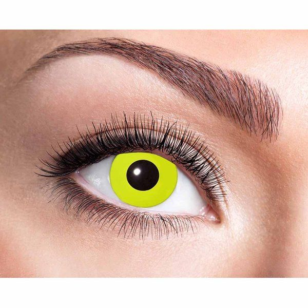 Fun Lenzen Yellow Crow Eye