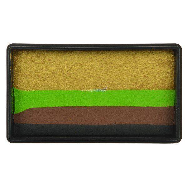 Arty Brush Cake Natalee Davies Fern