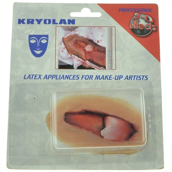 Kryolan latex broken bone (20855)