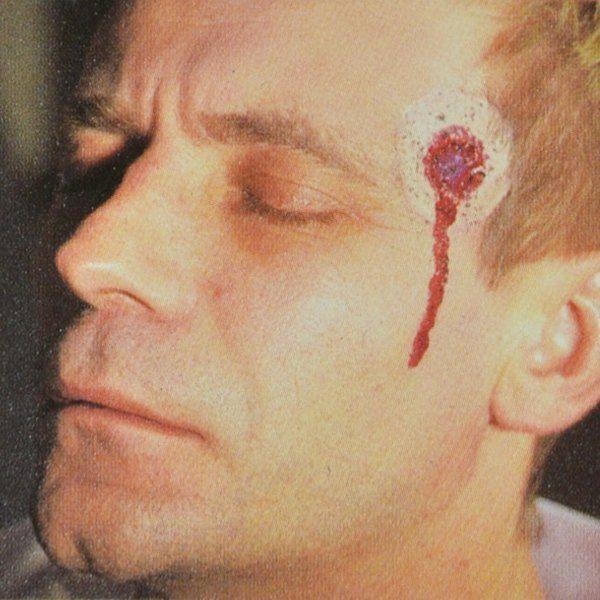 Kryolan Latex Gunshot Wounds