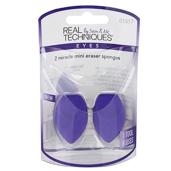 Real Techniques 2 Miracle Eraser Sponges