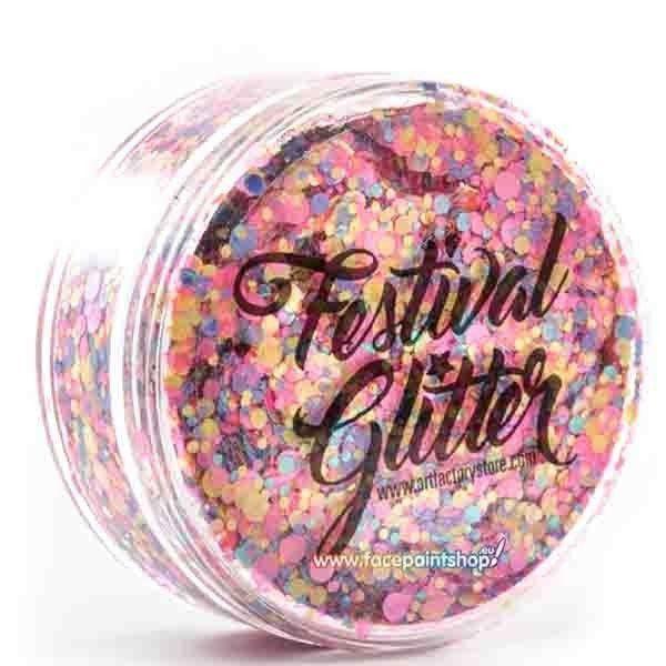 Festival Glitter Rave