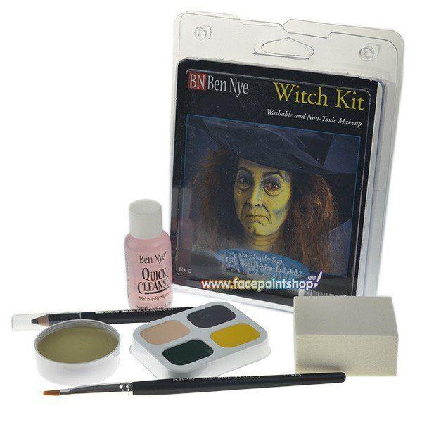 Ben Nye Witch Kit