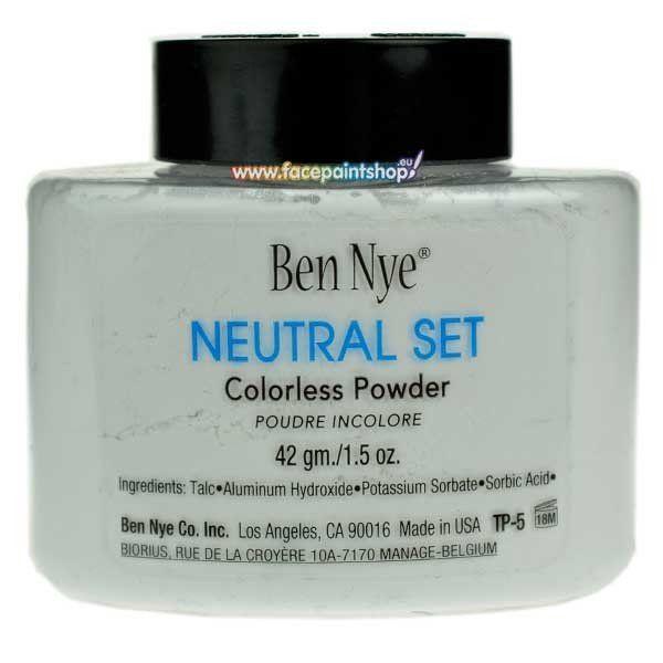 Ben Nye's Neutral Set Translucent Powder 42gr