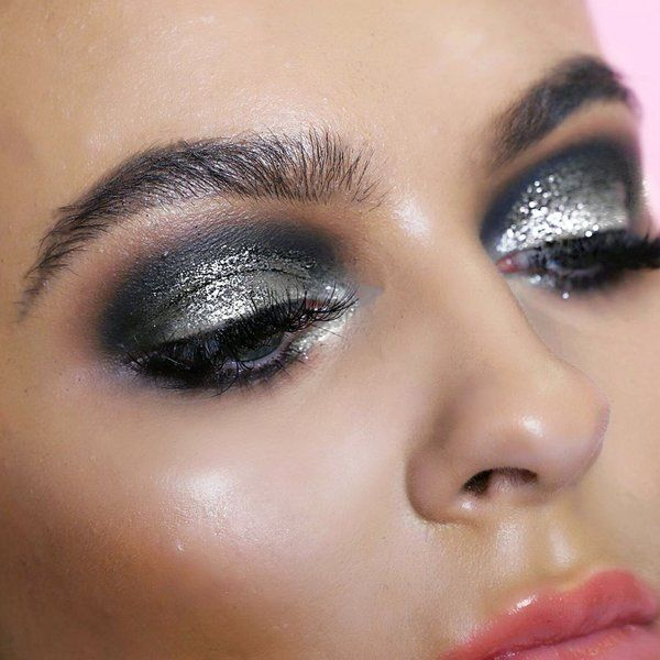 BEAUTYBLVD Molten Metal Glitter Eyeshadow - Arabella