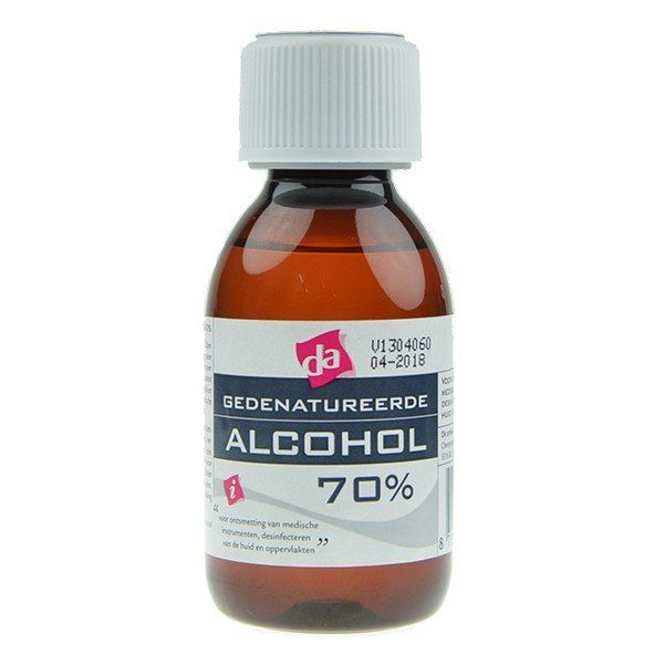 Alcohol 70 % 110ml