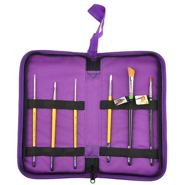 Crafter's Choice Brush Carrier