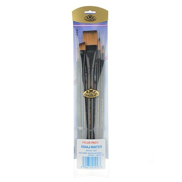 Royal Majestic Brush Value Pack Set
