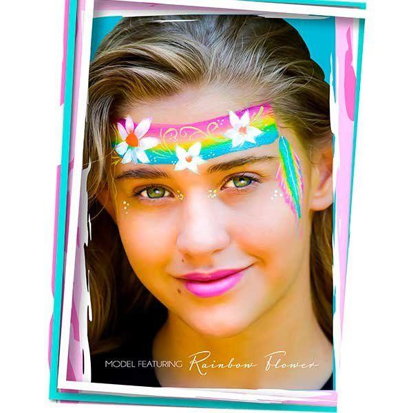 Fusion Leanne's Pretty Rainbow Palette
