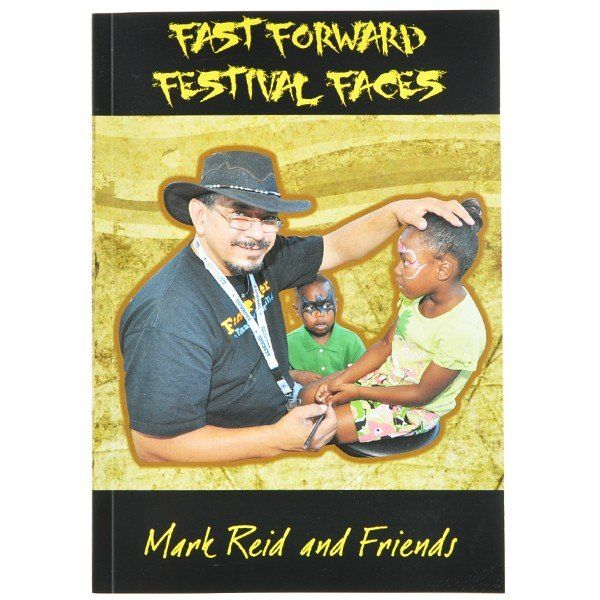 Mark Reid Fast Forward Festival Faces