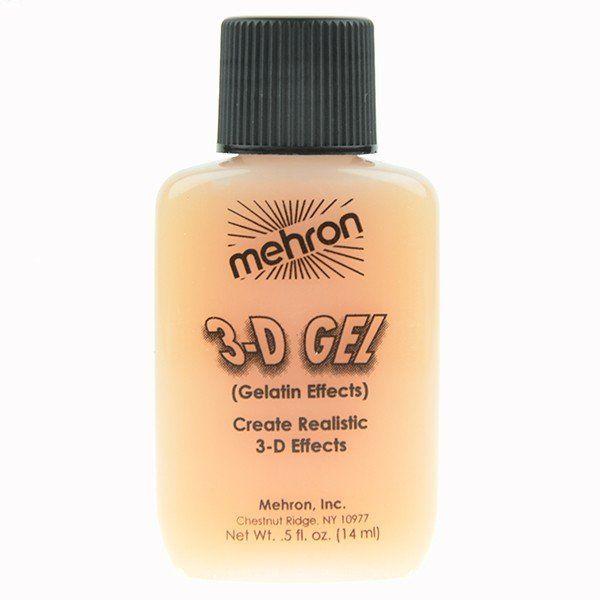 Mehron 3-D gel Skincolor