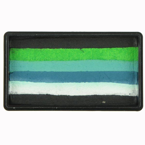 Arty Brush Cake Ocean