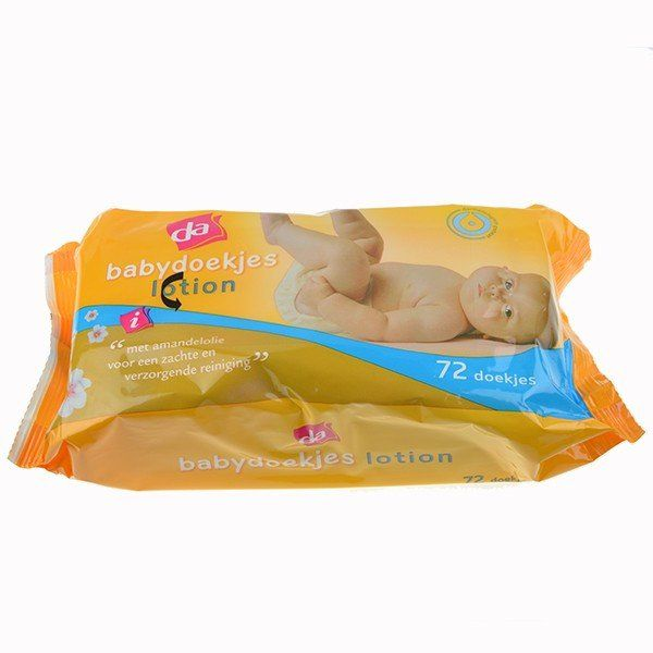 Babywipes Lotion