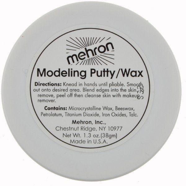 Mehron Modeling Putty/Wax
