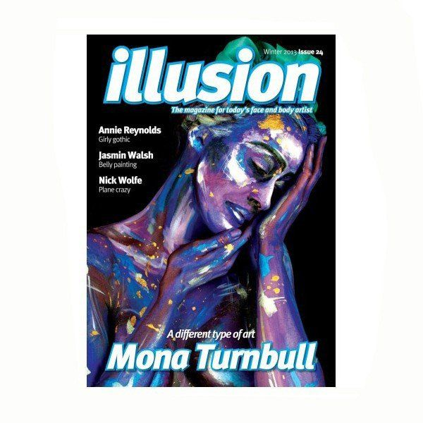 Illusion Magazine issue 24  WInter 2013