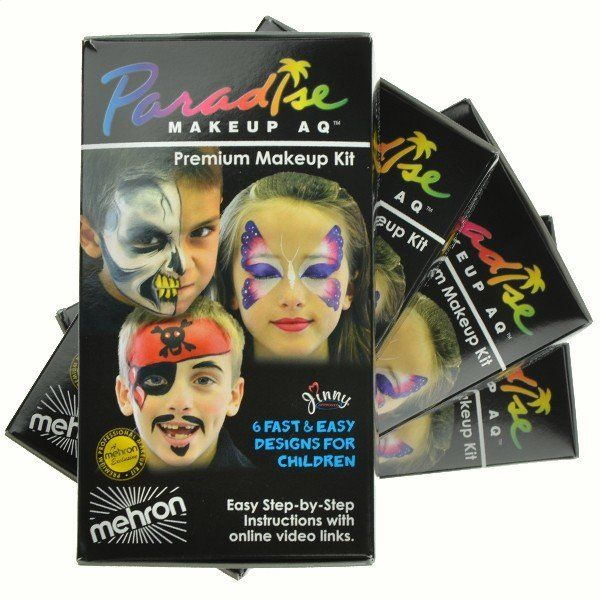 Mehron Premium Makeup Kit