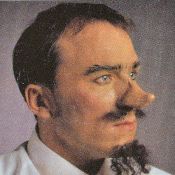 Kryolan Latex Nose #07