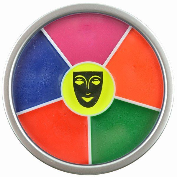 Kryolan UV-Dayglow Circle