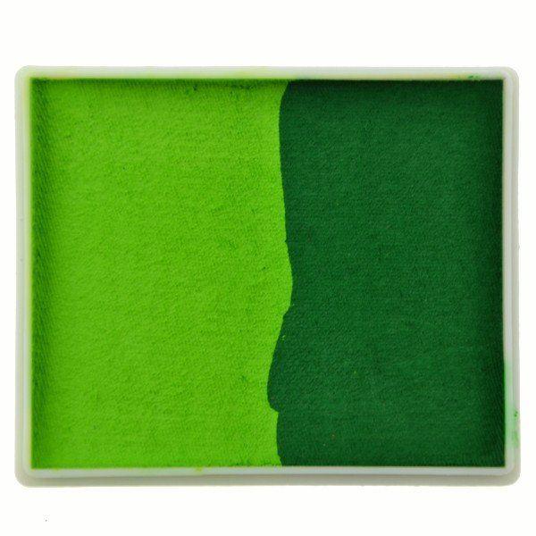 Tag Splitcake Light Green / Mid Green