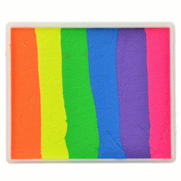 Tag Neon Rainbow Splitcake
