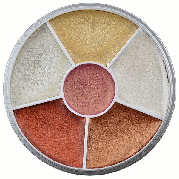 Kryolan rainbow circle supra color interferenz classic