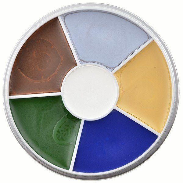 Kryolan Rainbow Circle  Supracolor Zombie