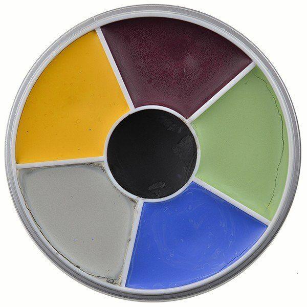 Kryolan Rainbow Circle Vetschmink Monster
