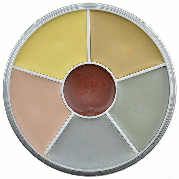 Kryolan Rainbow Circle Supracolor Corpse 2