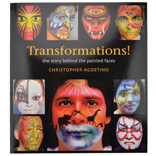 Transformations Schminkboek