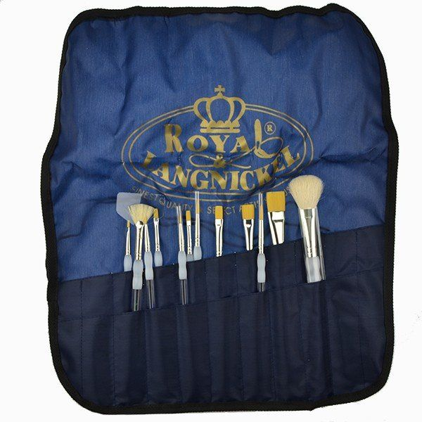 Royal Brush Soft-Grip Schmink Penselen Voordeel Set