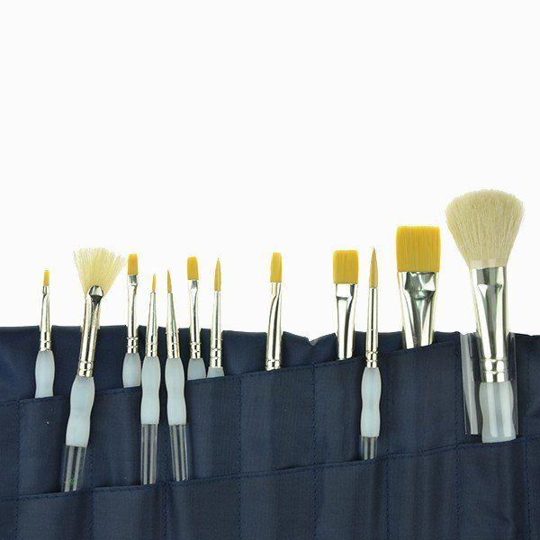 Royal Brush Soft-Grip Schmink Penselen Voordeel Set