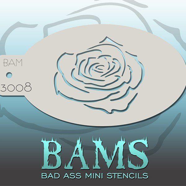 Bad Ass Bams Schmink Sjabloon 3008