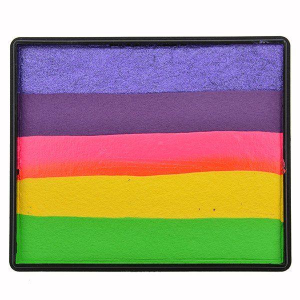 Sillyfarm Hippie Rainbow Cake